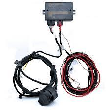 volkswagen touareg tow bar module wiring kit led integrated towbar oem 321765300113 westfalia australia