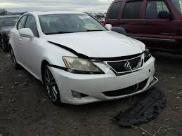 lexus is 250 2008 white. Fine White JTHBK262282071321  2008 LEXUS IS 250 25L Left View In Lexus Is White R