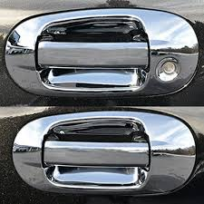 ford expedition chrome door handle