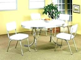 retro dining room sets retro dining room furniture retro dining table sets round white lovely amazing