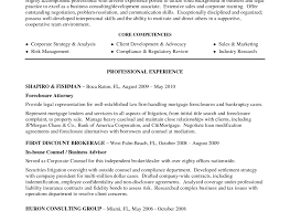 Functional Resume Format For Lawyer No Experience Resume Examples