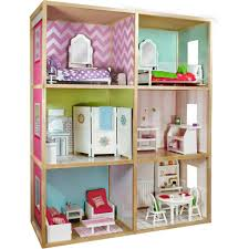 american girl doll house plans. Outdoor: American Girl Doll House Inspirational Plans Woodarchivist Inside Diy Inch Dollhouse 18 .
