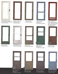 STORM DOOR, SCREEN DOOR, QUALITY, FULL VIEW,CROSS BUCK,SCREEN,SELF ...
