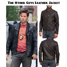 jacket the other guys mark wahlberg fashion style ping terry hoitz clothes ootd s menswear celebrity