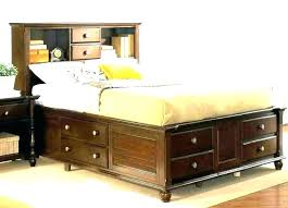 Kira King Storage Bed Assembly Instructions Black Queen Frame Size ...