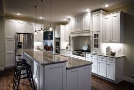 fabulous central island kitchen unit. Modern Kitchen Island Design. Fantastic Design Of The Grey Wooden Cabinets And With Fabulous Central Unit