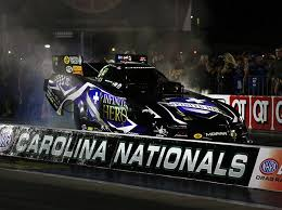 Beckman Lights Up The Night In Zmax Qualifying Speed Sport