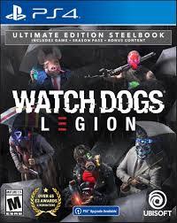 Pickup@store è un programma che ti permette di prenotare online giochi, console, accessori e ritirarli in qualsiasi negozio gamestop. Watch Dogs Legion Ultimate Steelbook Edition Only At Gamestop Playstation 4 Gamestop