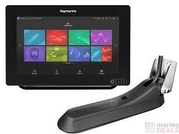 Buy <b>Raymarine Axiom 9</b>'' RealVision 3D GPS/Fishfinder Trailer Boat ...