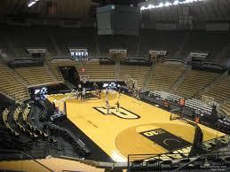 Mackey Arena Section 108 Rateyourseats Com