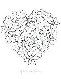 Small Picture Spring Flower Coloring Pages Elioleracom