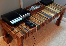 pallets as furniture. TV Console Made Of Pallet Wood By Bannockburn Pallets As Furniture