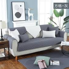 elegant linen cotton sofa cover living