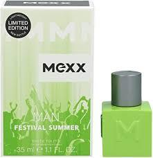 <b>Mexx Man Festival Summer</b> Eau de Toilette Spray 35 ml: Amazon.co ...