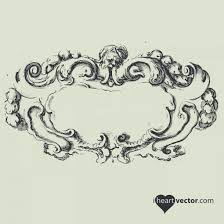 vintage frame design png. Description: Vintage Frame From The 1600s. License: Royalty Free Vector. To Use In Your Personal And Commercial Designs. Design Png