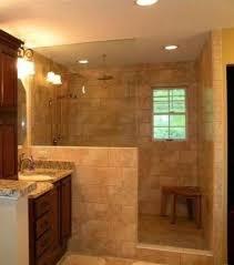 Luxury Walk In Shower Design No Door 17 Best Ideas About Shower No Doors On  Pinterest