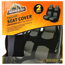 armor all seat cover 2 pack aa