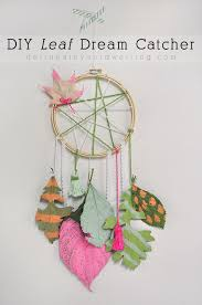 Diy Dream Catchers For Kids Leaf Dream Catcher Dream Catchers Catcher And Simple Diy 63