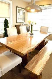 distressed wood round dining table distressed wood dining set natural edge furniture dining tables distressed wood