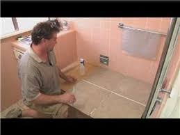 Best Way To Clean Bathroom Tile Magnificent Cleaning Tile How To Remove Mold From Shower Tile YouTube