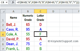 excel functions fabulous examples of excel functions nested if functions