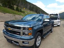 All Chevy chevy 1500 weight : Ike Gauntlet: 2014 Chevrolet Silverado Crew 4x4 - Extreme Towing ...