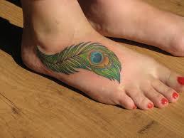 татуировка перо павлина описание и значение