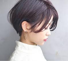 2018年のポイントは前髪黒髪に似合う抜け感スタイル特集 Arine