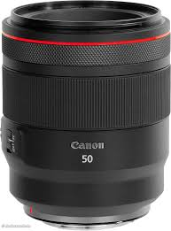 Canon Eos Lens Chart Canon Rf 50mm F 1 2 Review