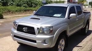 Toyota Tacoma 2009 premier - YouTube