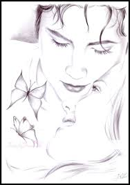 Pencil Sketches Of Couples I Love You Drawings In Pencil Zupa Miljevci Com