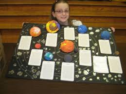 best science fair planets images sistema solar 3rd grade science fair projects google search