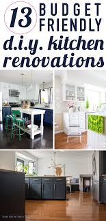 you don t have to totally renovate your kitchen to create a space you love