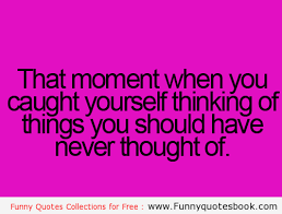 Thinking About You Funny Quotes. QuotesGram via Relatably.com