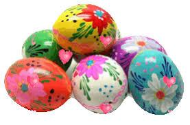 Znalezione obrazy dla zapytania gif jajka