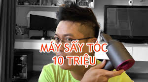 Trên tay máy sấy tóc 10 triệu Dyson Supersonic Hairdryer - YouTube