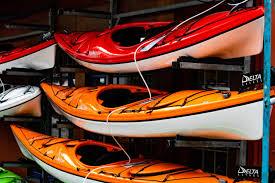 practical space saving kayak storage ideas
