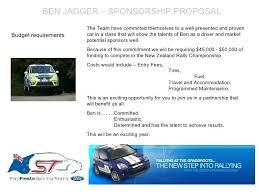car sponsorship proposal template car sponsorship proposal template car sponsorship proposal 9 sprint