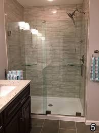 custom sliding shower doors options