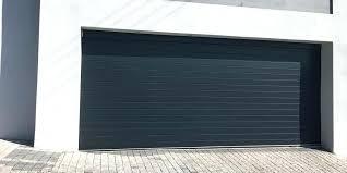 aluminium garage doors double charcoal horizontal slatted aluminium sectional door aluminium double garage doors s in aluminium garage doors