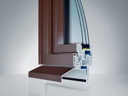 Kunststoffaluminium Fenster Topdesign Innenausbau