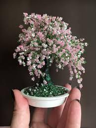 Cherry blossom <b>Home</b> decoración <b>Bonsai</b> árboles Sakura cuentas ...
