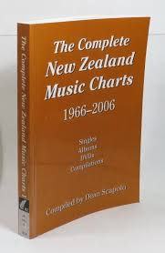 Bookseller Charts The Complete New Zealand Music Charts 1966