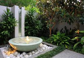 Small Picture Stunning Fountain Backyard Ideas Images About Fountain Ideas
