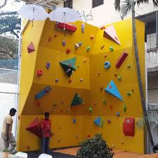 design and construction of climbing wall on artificial rock climbing wall in mumbai with design and construction of climbing wall mars adventures