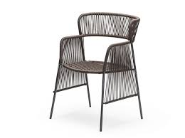 <b>Stackable</b> nautical rope <b>garden chair</b> ALTANA SP Altana Collection ...