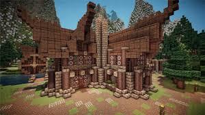 Minecraft Tavern Design Minecraft Nordic Tavern Album On Imgur