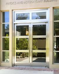 commercial entry doors glass physics building a commercial glass science commercial glass double door fridge