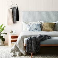 Finding the perfect bedhead — Adore Home Magazine & 2 QUIETLY QUILTED Adamdwight.com
