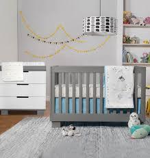 Modern Babyletto 2 Piece Nursery Set - Modo 3-in-1 Two-Tone Crib and  Espresso 3 Drawer Dresser/Changer Set FREE SHIPPING